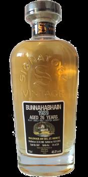 Bunnahabhain 1989 SV
