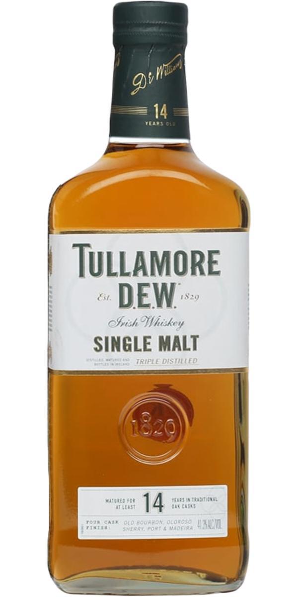 Tullamore Dew 14-year-old