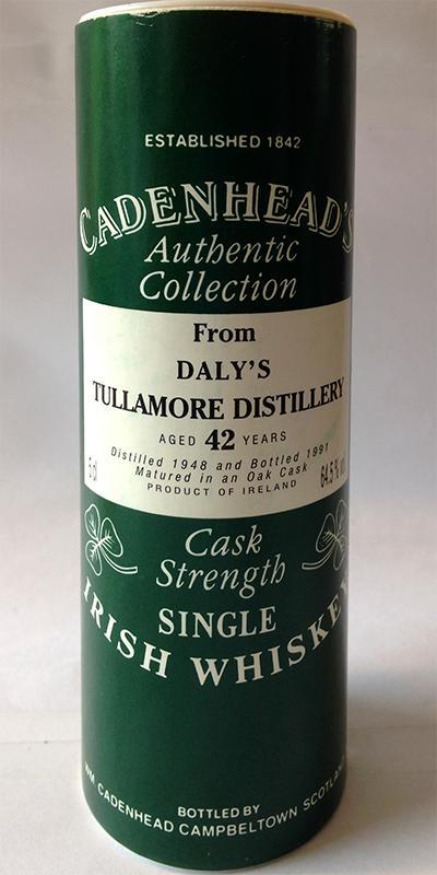 Tullamore Dew 1948 CA
