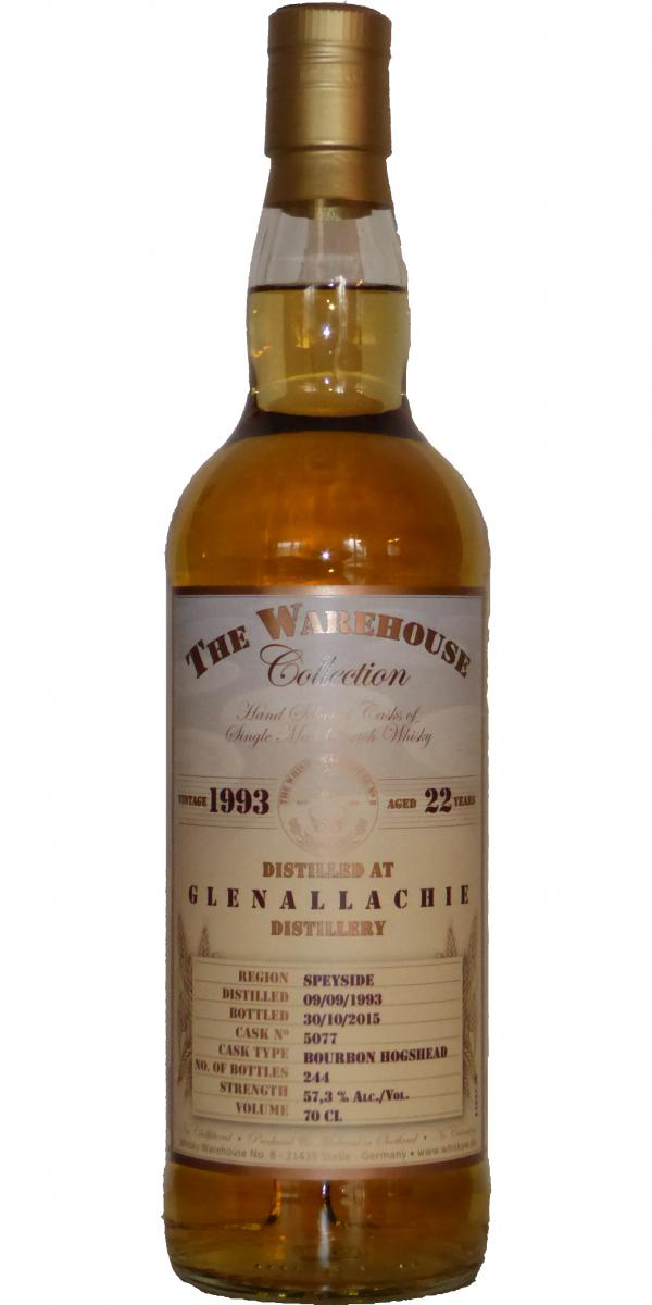 Glenallachie 1993 WW8