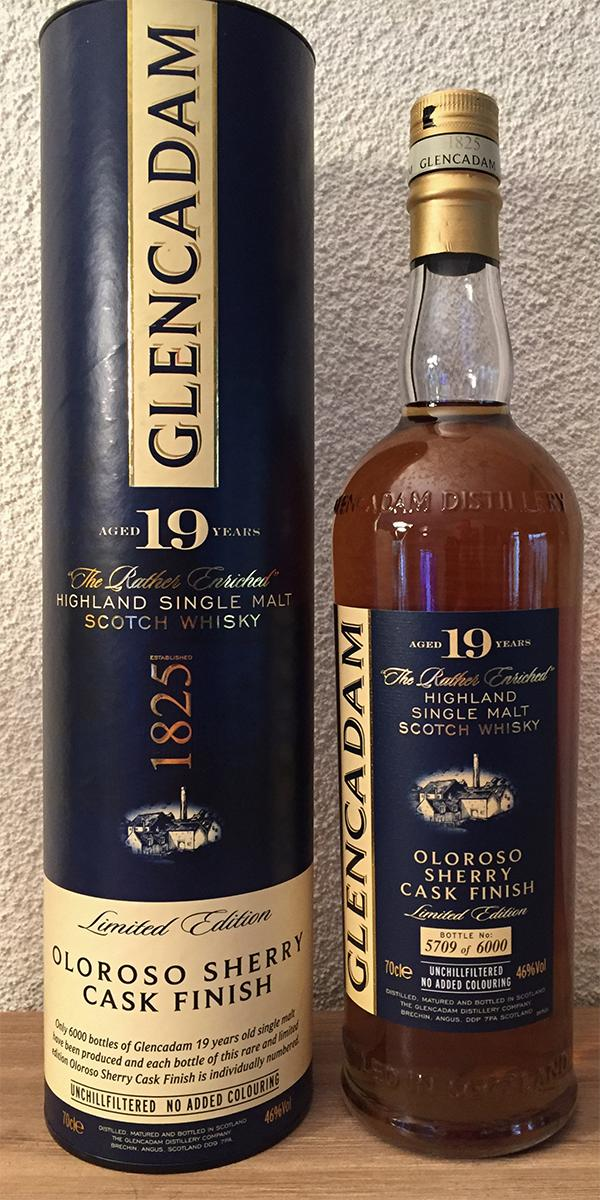 Glencadam 19-year-old