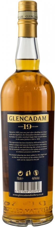 Glencadam 19-year-old