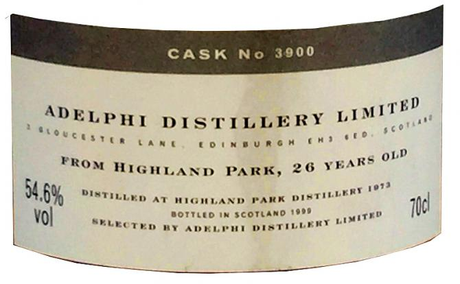 Highland Park 1973 AD
