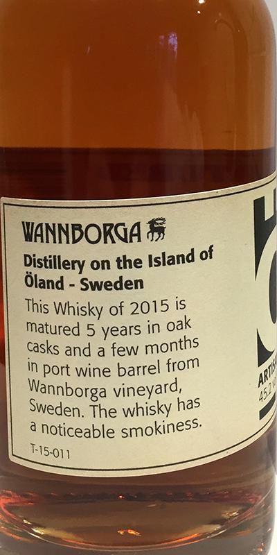 Ö Whisky 05-year-old