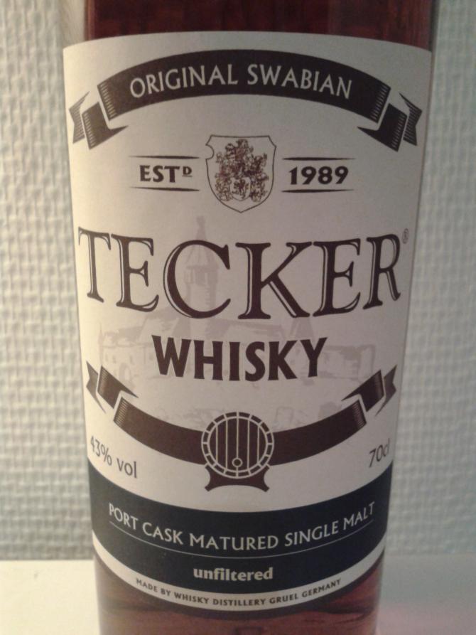Tecker Port Cask Matured