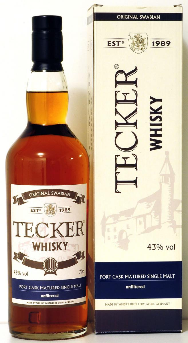 Tecker Port Cask Matured