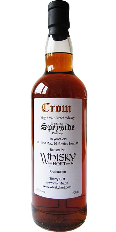 Speyside Distillery 1997 Cr