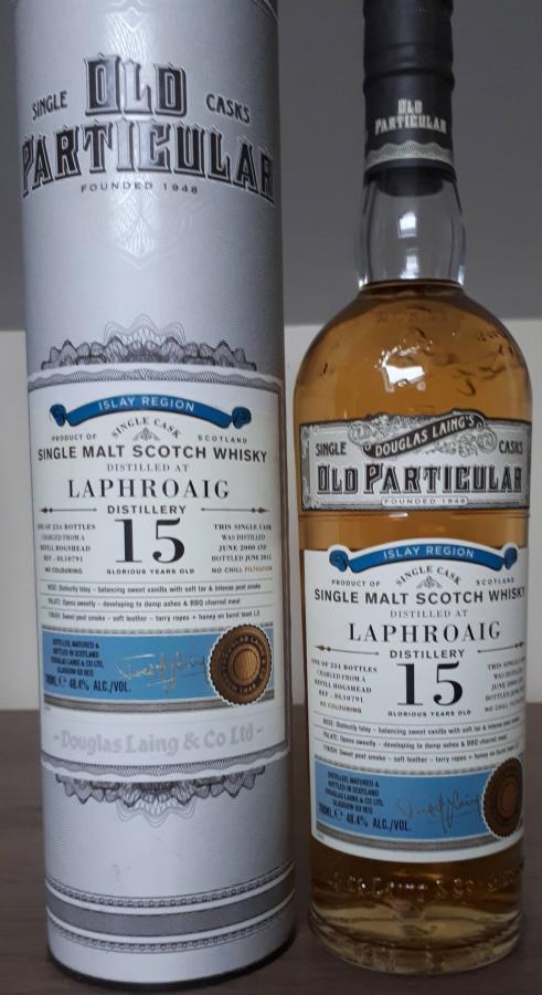 Laphroaig 2000 DL