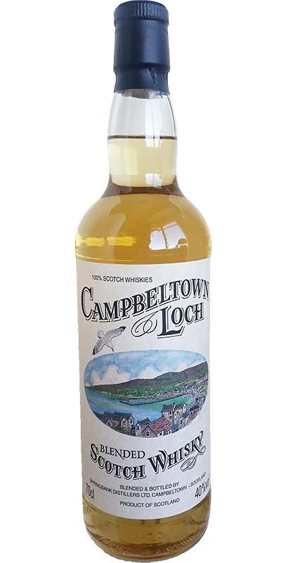 Campbeltown Loch Blended Scotch Whisky SpD