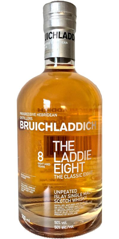 Bruichladdich The Laddie Eight