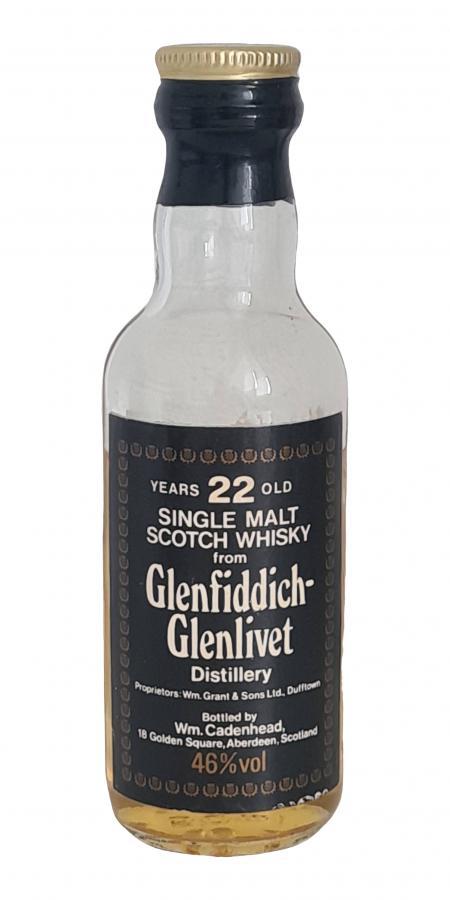 Glenfiddich 22-year-old CA