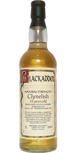 Clynelish 1980 BA