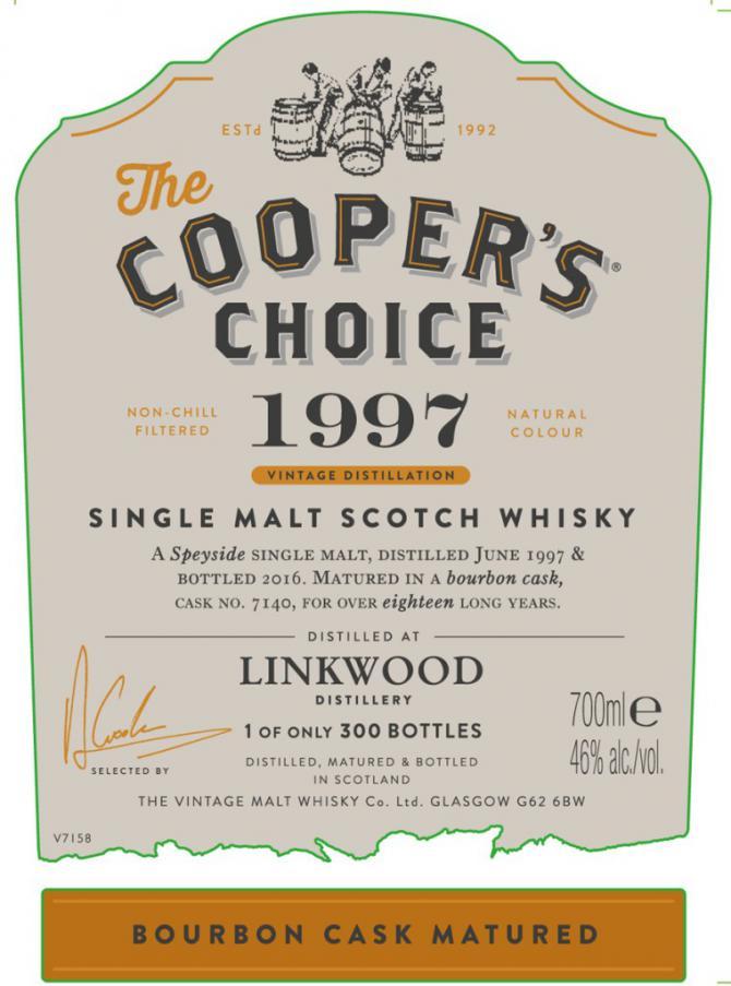 Linkwood 1997 VM