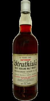 Strathisla 15-year-old GM