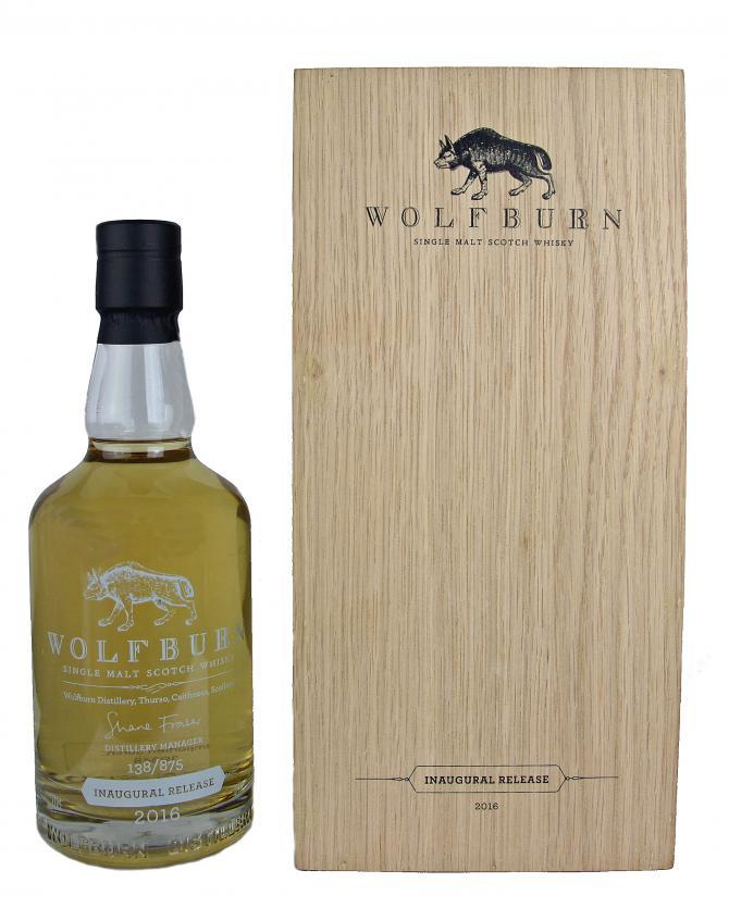 Wolfburn Inaugural Release