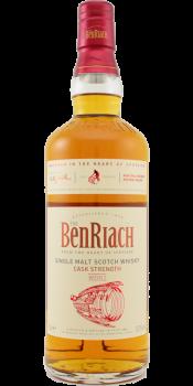 BenRiach Cask Strength - Batch 1