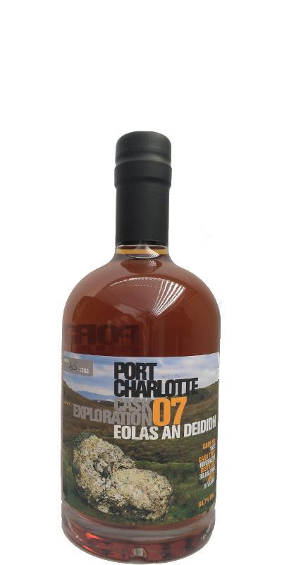 Port Charlotte Cask Exploration 07