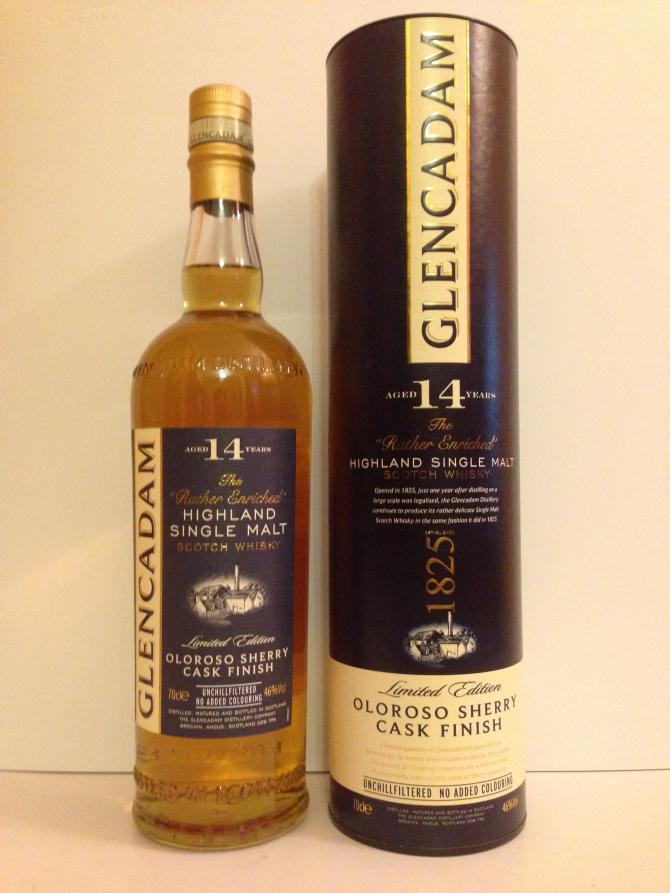 Glencadam 14-year-old