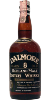 Dalmore 08-year-old DMCo