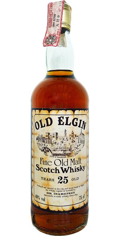 Old Elgin 25-year-old GM