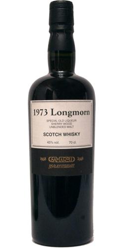 Longmorn 1973 Sa