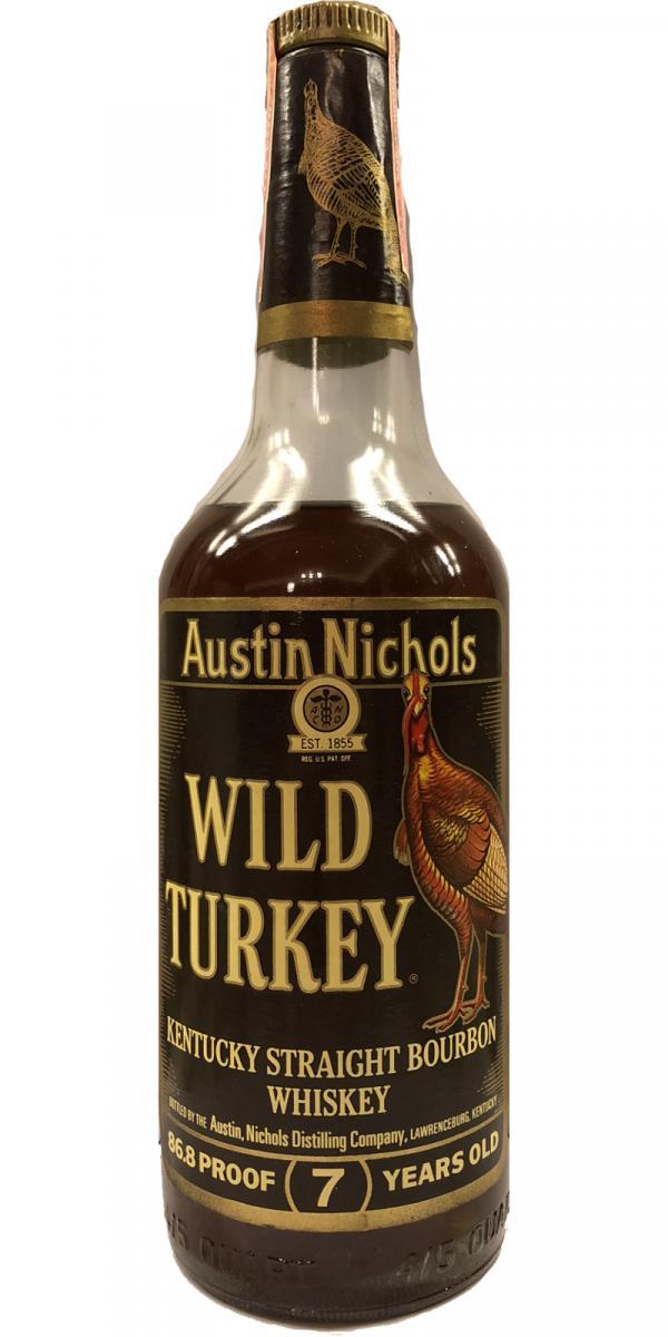 Wild Turkey 07-year-old