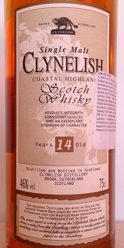 Clynelish 14-year-old