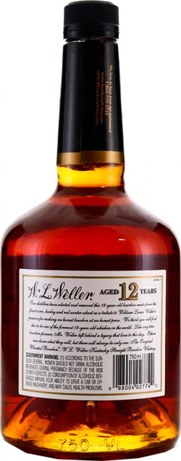 W.L. Weller 12-year-old