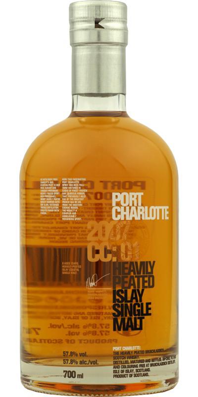 Port Charlotte 2007 CC: 01