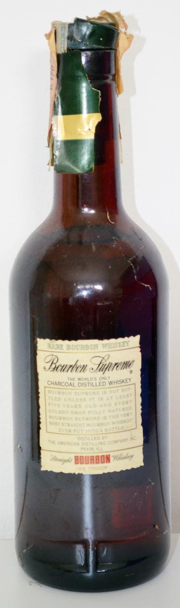 Bourbon Supreme 05-year-old