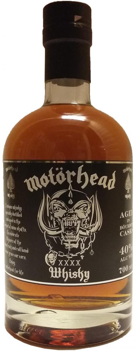 Mackmyra Motörhead XXXX Whisky