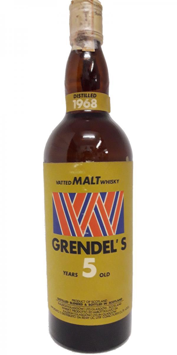 Grendel's 1968