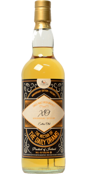 Single Malt Irish Whiskey XO - Extra Old