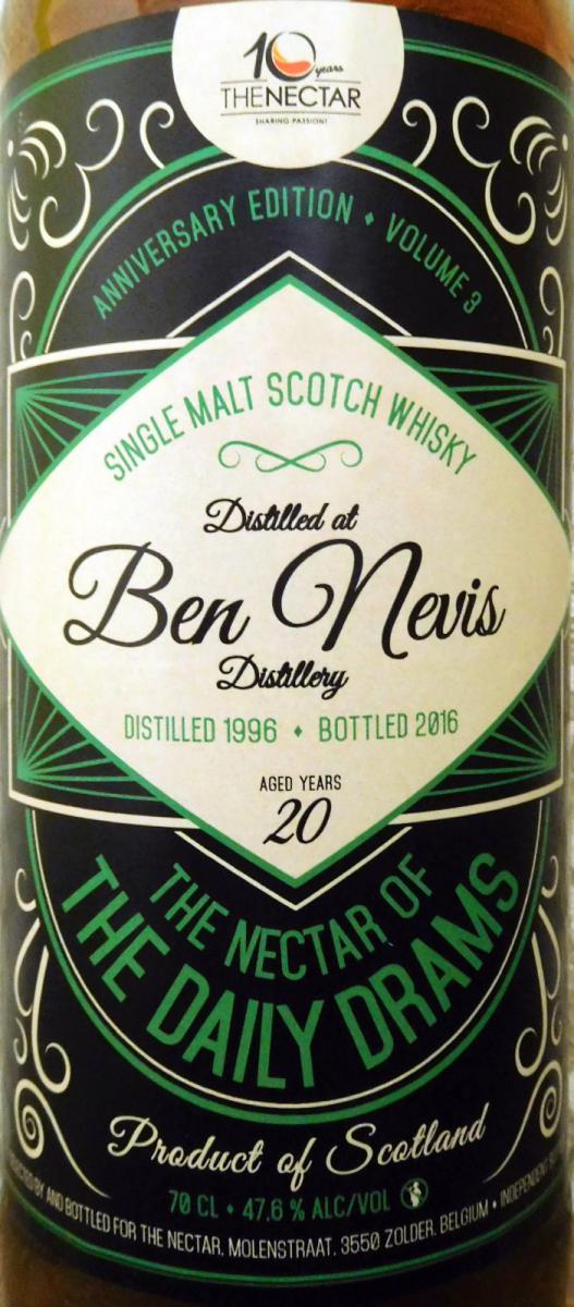 Ben Nevis 1996 DD