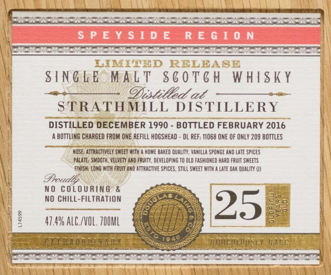 Strathmill 1990 DL