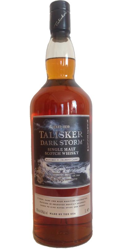 9bddc5571 Talisker Dark Storm - Ratings and reviews - Whiskybase
