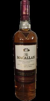 Macallan Whisky Maker's Edition - The Spiritual Home
