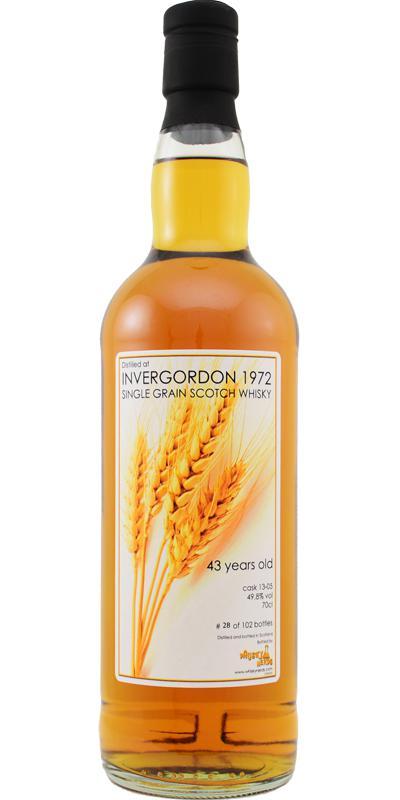 Invergordon 1972 WN