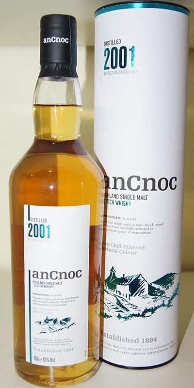 An Cnoc 2001