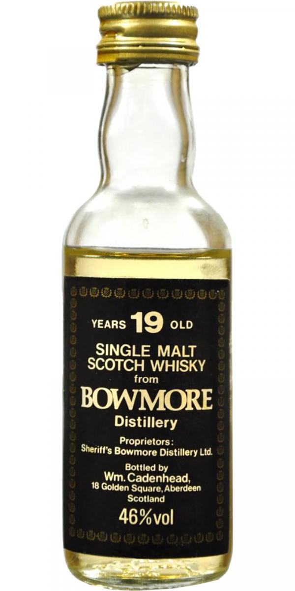 Bowmore 19-year-old CA