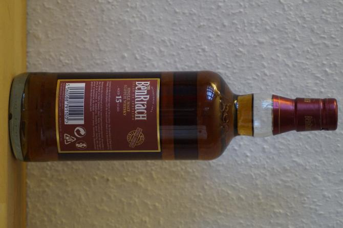 BenRiach 15-year-old Pedro Ximénez