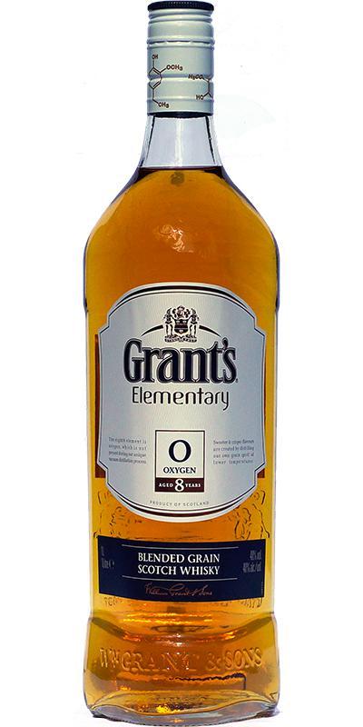 Grant's O Oxygen 8