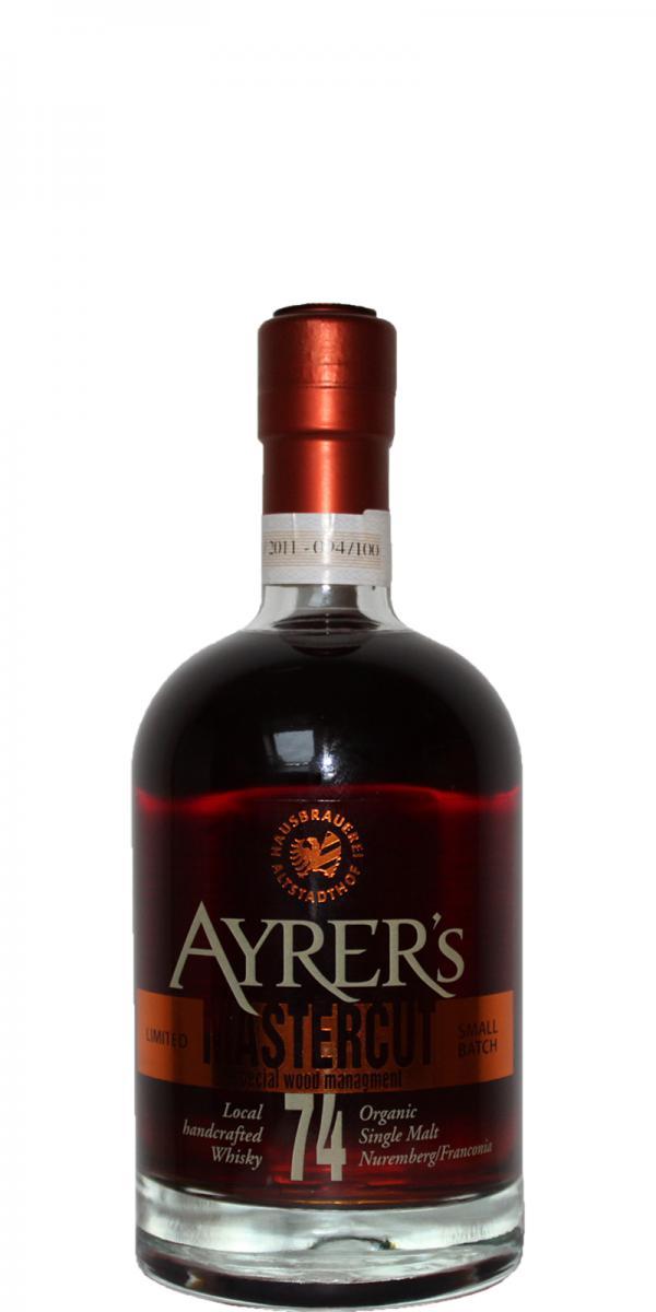 Ayrer's Mastercut 74