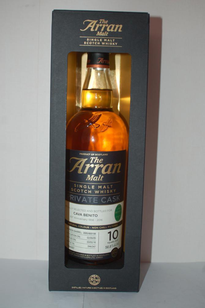 Arran 2005