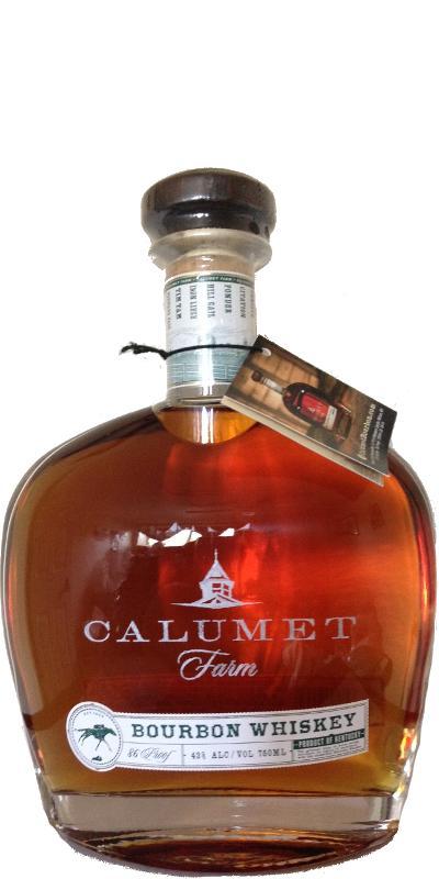 Calumet Farm Bourbon Whiskey
