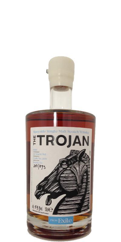The Trojan 1990 EC