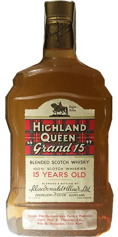 Highland Queen 15-year-old
