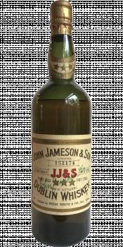 John Jameson & Son 3 Star Dublin Whiskey