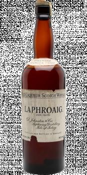 Laphroaig Old Liqueur Scotch Whisky