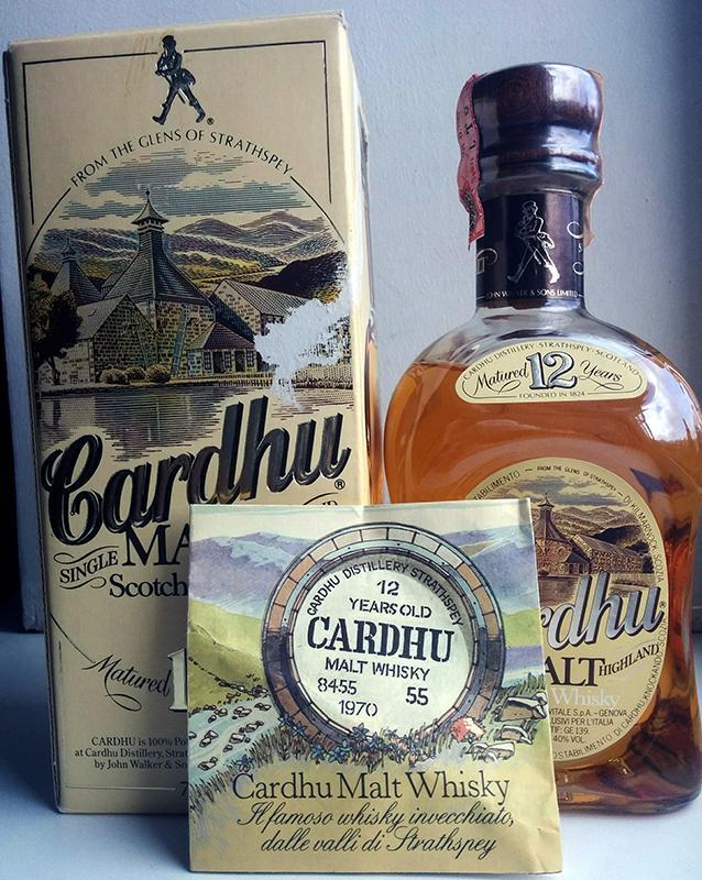 Cardhu 12-year-old
